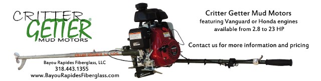 Why choose a Critter Getter Mud Motor?